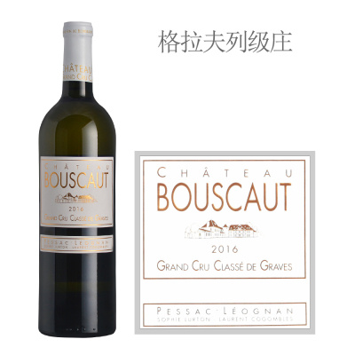 2016年宝士格酒庄白葡萄酒