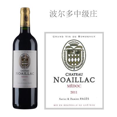 2011年诺亚城堡红葡萄酒