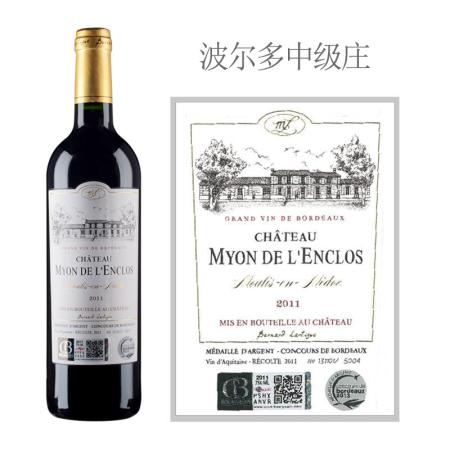 2011年米隆酒庄红葡萄酒