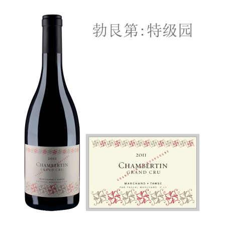2011年图诗(香贝丹特级园)红葡萄酒