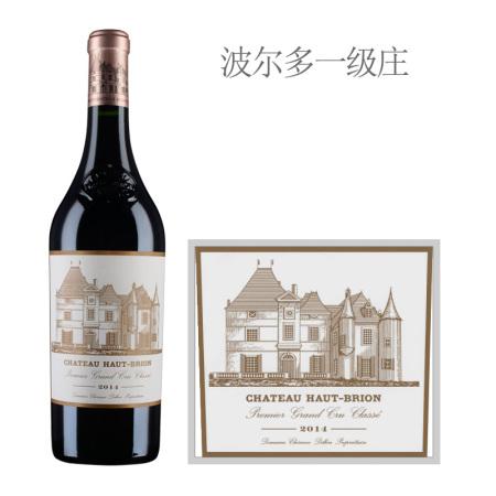 2014年侯伯王庄园红葡萄酒
