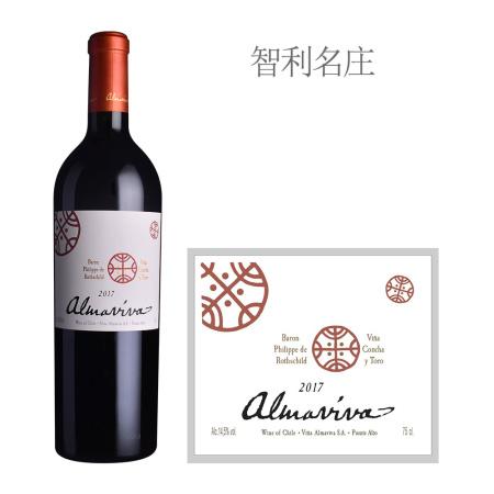 2017年活灵魂酒庄红葡萄酒