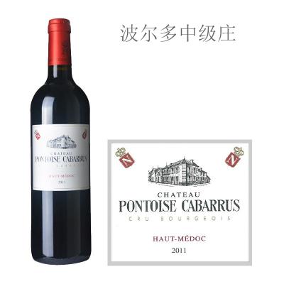 2011年卡贝鲁斯酒庄红葡萄酒