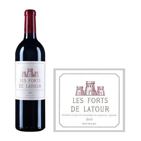 2010年拉图堡垒(小拉图)红葡萄酒