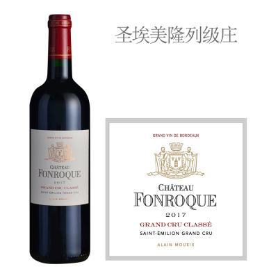 2017年弗兰克庄园红葡萄酒
