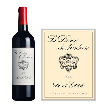 2015年玫瑰山庄园副牌红葡萄酒
