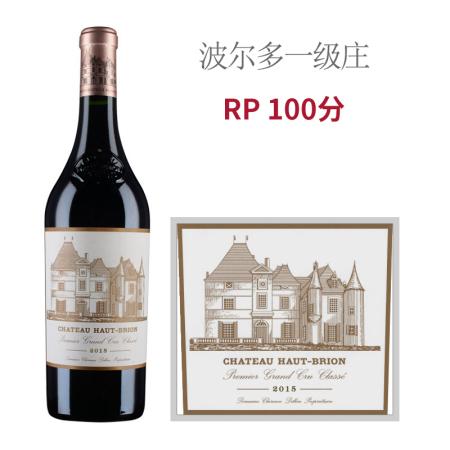 2015年侯伯王庄园红葡萄酒