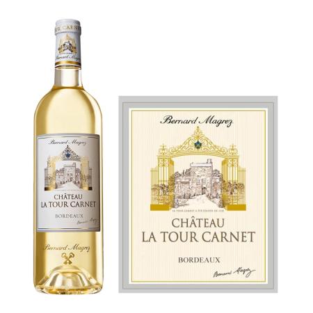 2020年拉图嘉利城堡白葡萄酒