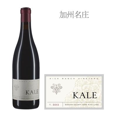2012年凯乐季柯园红葡萄酒