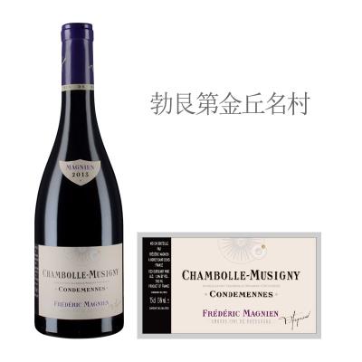 2013年马尼安科登梅斯(香波-慕西尼村)红葡萄酒