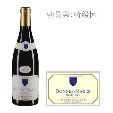 2011年诺尊酒庄(波内玛尔特级园)珍藏红葡萄酒