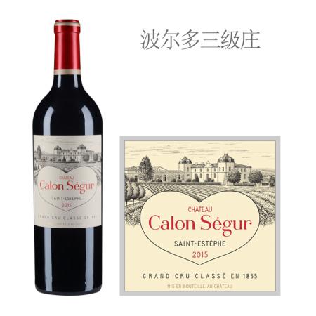 2015年凯隆世家庄园红葡萄酒