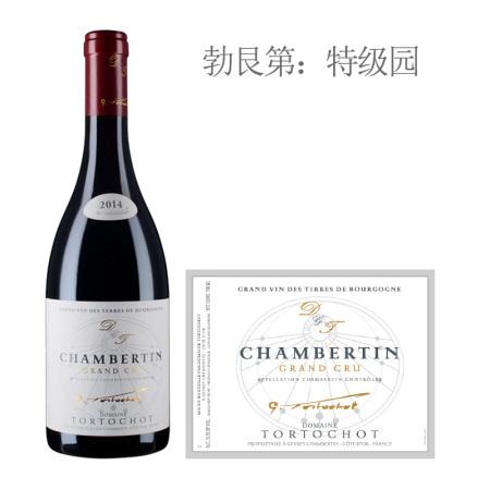 2014年多尔修庄园(香贝丹特级园)红葡萄酒