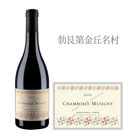 2013年图诗(香波-慕西尼村)红葡萄酒