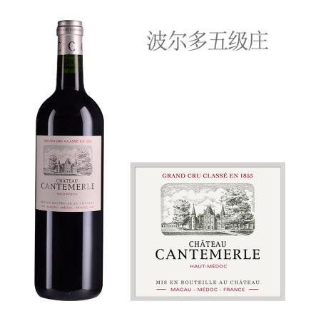 2019年佳得美酒庄红葡萄酒