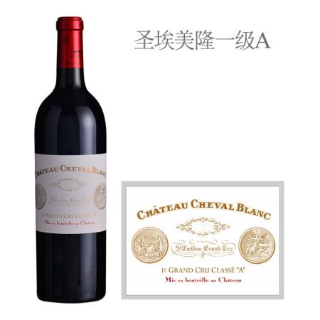 2020年白马酒庄红葡萄酒
