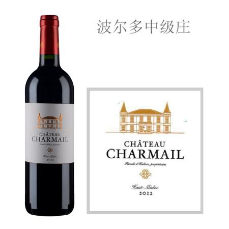 2016年夏美城堡红葡萄酒