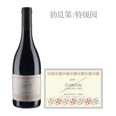 2011年图诗(科尔登特级园)红葡萄酒