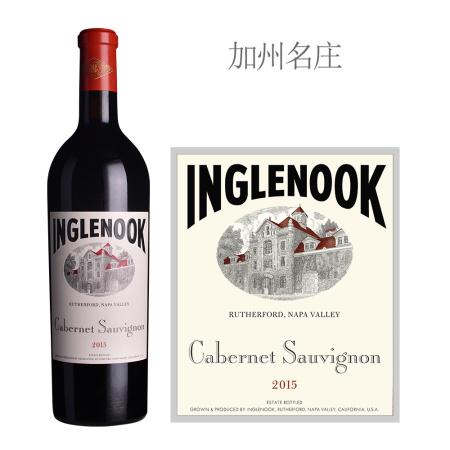 2015年伊哥诺赤霞珠红葡萄酒