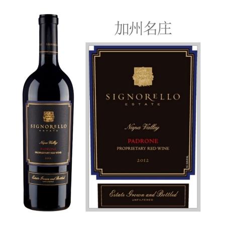 2012年辛格罗酒庄巴德隆红葡萄酒