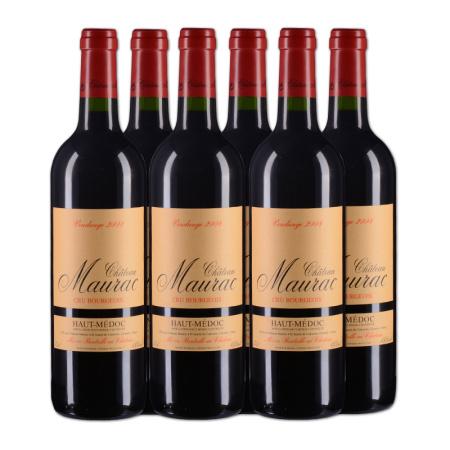 【整箱6支】2008年莫哈克酒庄红葡萄酒