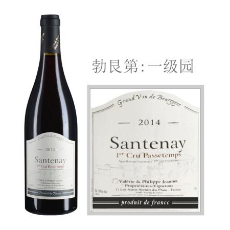 2014年雅诺庄园帕斯特(桑特奈一级园)红葡萄酒