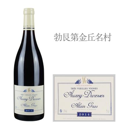 2014年格拉斯酒庄(欧克塞-迪雷斯村)老藤红葡萄酒