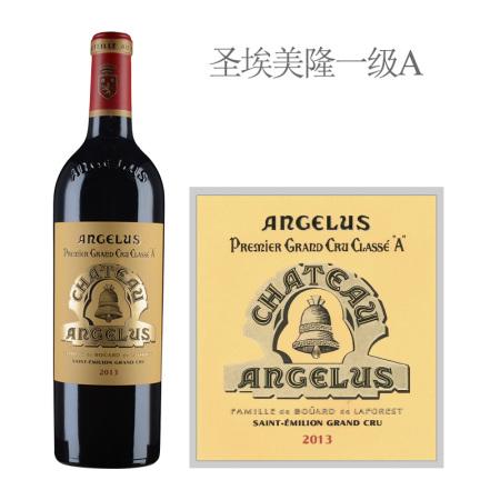 2013年金钟酒庄红葡萄酒
