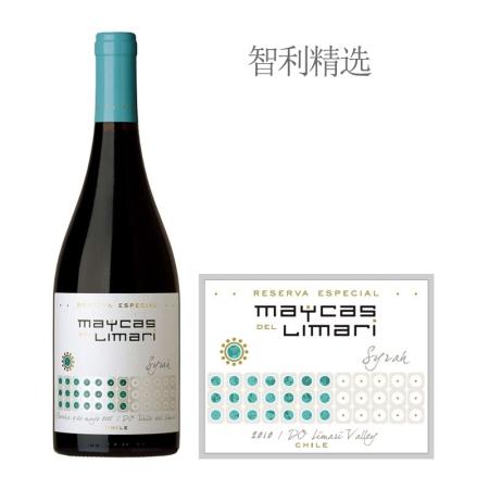 2010年麦卡斯特选珍藏西拉红葡萄酒