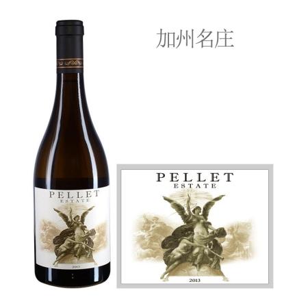 2013年佩莱酒庄霞多丽白葡萄酒