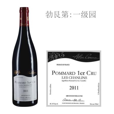 2011年科奇亚酒庄香璃(玻玛一级园)红葡萄酒