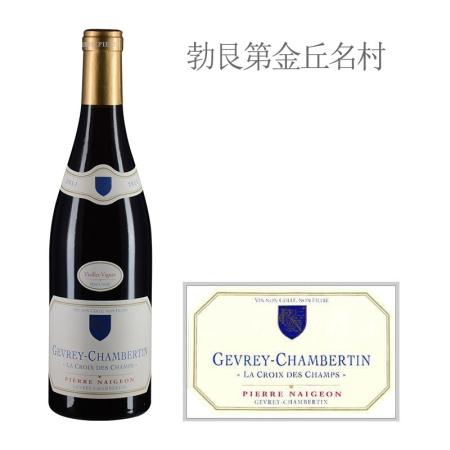 2011年诺尊酒庄夏普十字(热夫雷-香贝丹村)老藤红葡萄酒