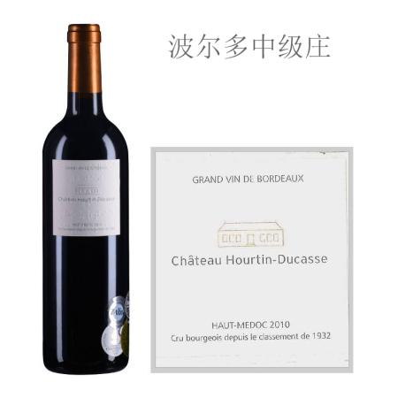 2010年铎卡斯酒庄红葡萄酒