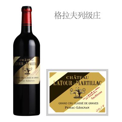 2014年拉图玛蒂雅克酒庄红葡萄酒