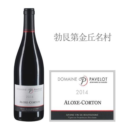 2014年帕弗洛酒庄(阿罗克斯-科尔登村)红葡萄酒