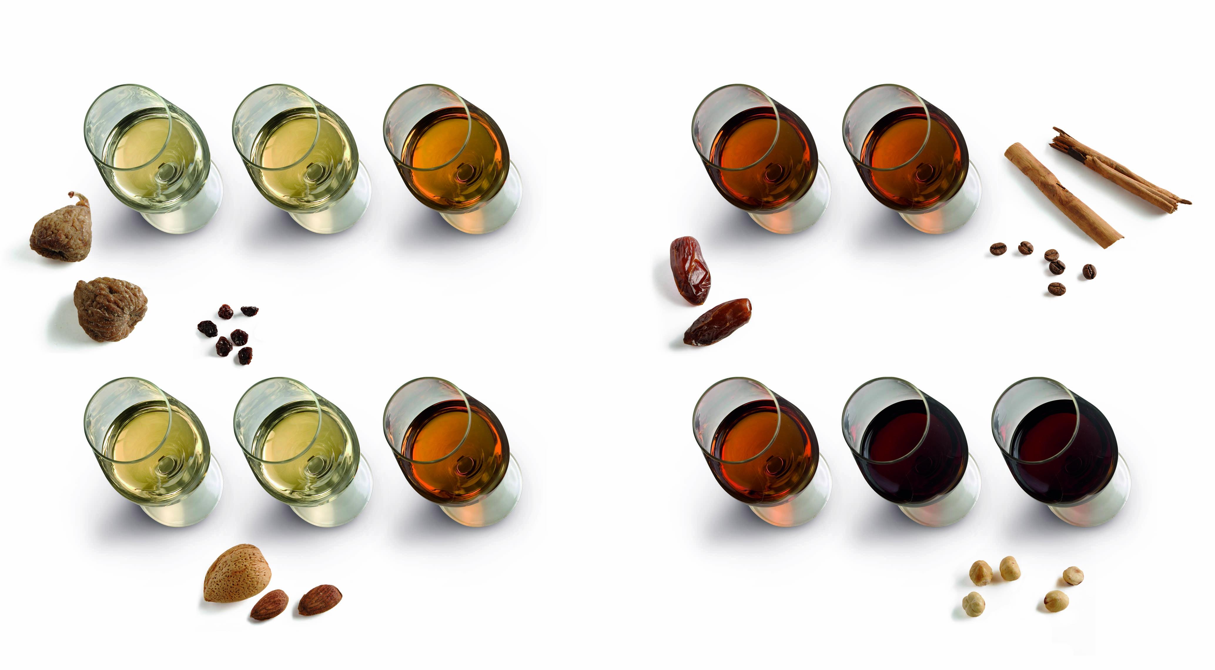 闻香识酒:葡萄酒香气的感知
